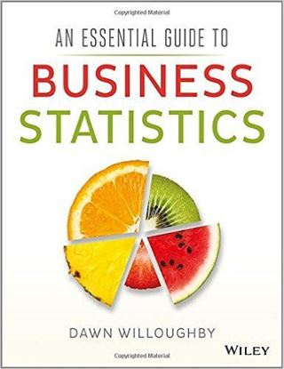 Εικόνα της An Essential Guide to Business Statistics