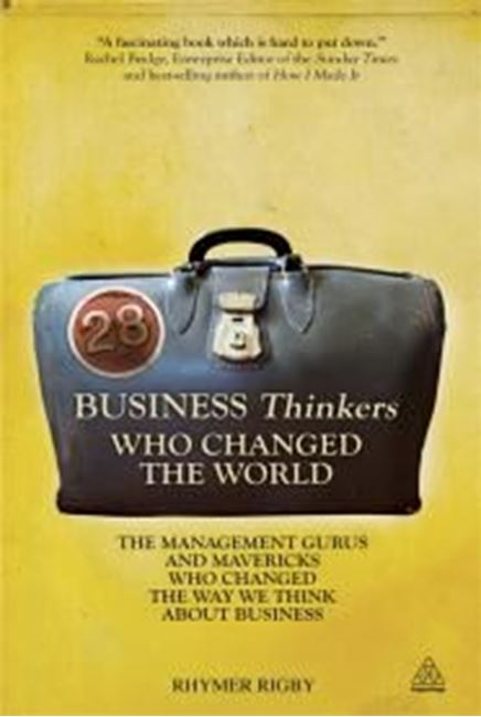 Εικόνα από 28 Business Thinkers Who Changed the World