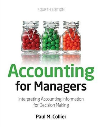 Εικόνα της Accounting For Managers: Interpreting Accounting Information for Decision-Making