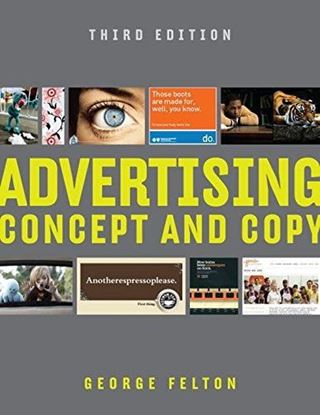 Εικόνα της Advertising: Concept and Copy