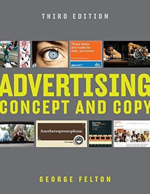 Εικόνα από Advertising: Concept and Copy