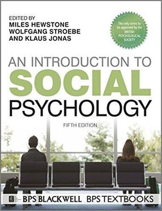 Εικόνα της An Introduction to Social Psychology