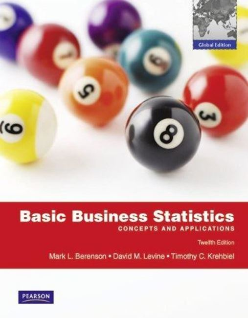 Εικόνα από Basic Business Statistics
