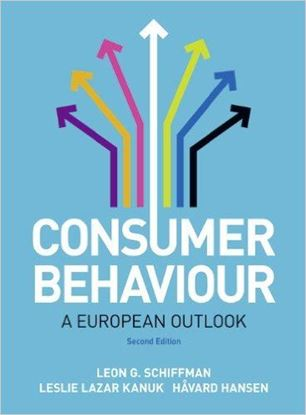 Εικόνα της Consumer Behaviour: A European Outlook