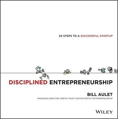 Εικόνα της Disciplined Entrepreneurship: 24 Steps to a Successful Startup