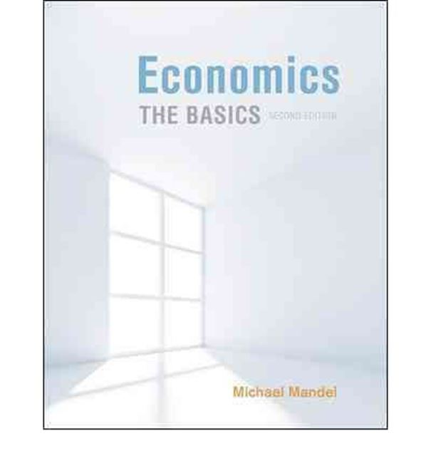 Εικόνα από Economics: The Basics