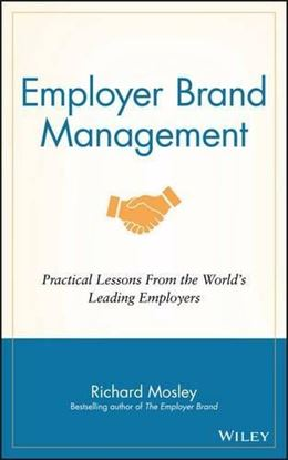Εικόνα της Employer Brand Management: Practical Lessons from the World's Leading Employers