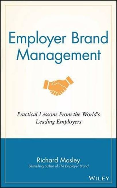 Εικόνα από Employer Brand Management: Practical Lessons from the World's Leading Employers
