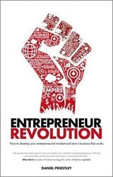 Εικόνα της Entrepreneur Revolution: How to develop your entrepreneurial mindset and start a business that works