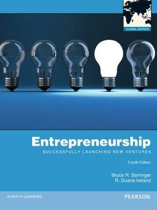 Εικόνα της Entrepreneurship: Successfully Launching New Ventures