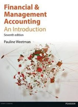 Εικόνα της Financial and Management Accounting : An Introduction