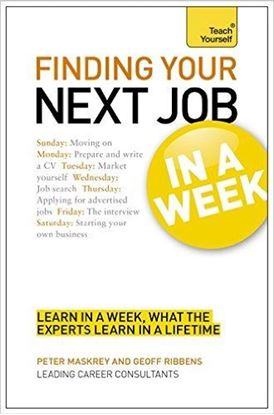 Εικόνα της Finding Your Next Job in a Week