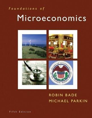 Εικόνα της Foundations of Microeconomics