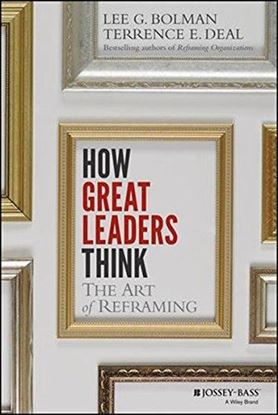 Εικόνα της How Great Leaders Think: The Art of Reframing