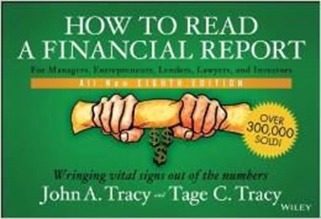 Εικόνα από How to Read a Financial Report: Wringing Vital Signs Out of the Numbers