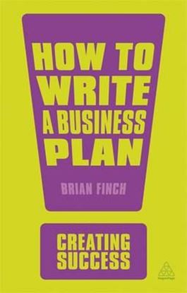 Εικόνα της How to Write a Business Plan