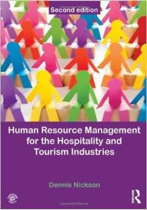 Εικόνα της Human Resource Management for the Hospitality and Tourism Industries