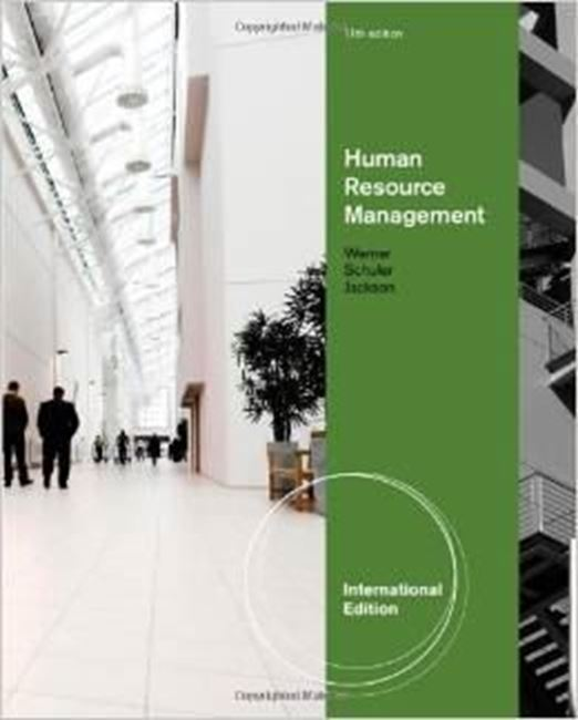 Εικόνα από Human Resource Management, International Edition