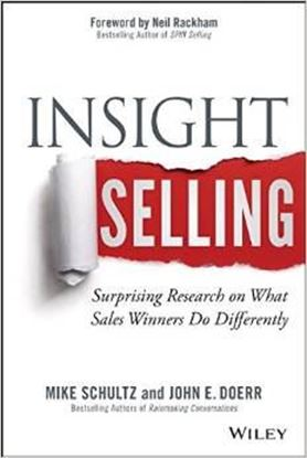 Εικόνα της Insight Selling: Surprising Research on What Sales Winners Do Differently