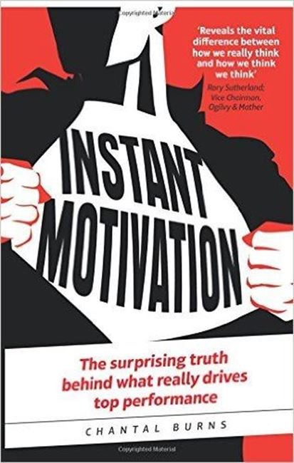 Εικόνα από Instant Motivation: The surprising truth behind what really drives top performance