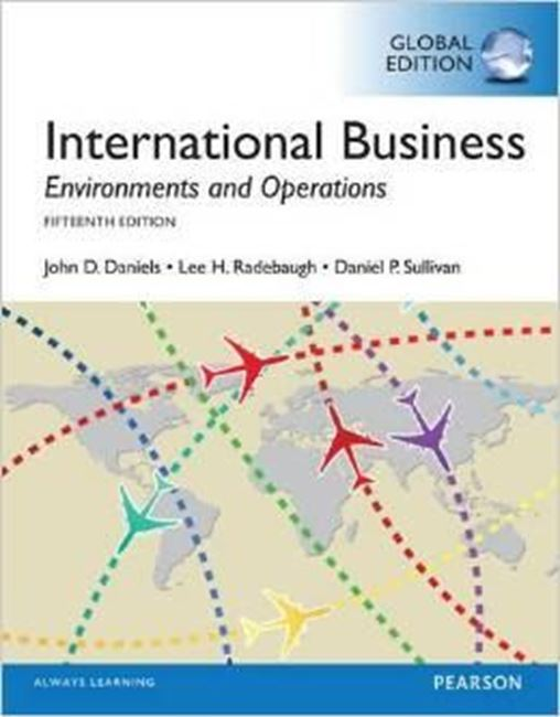 Εικόνα από International Business, Global Edition