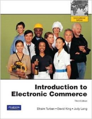 Εικόνα της Introduction to Electronic Commerce: International Version