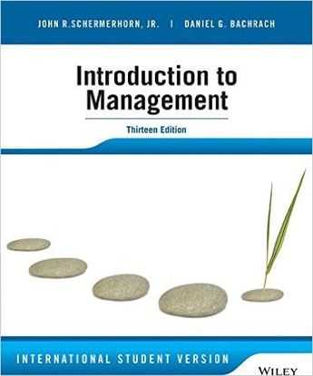 Εικόνα της Introduction to Management