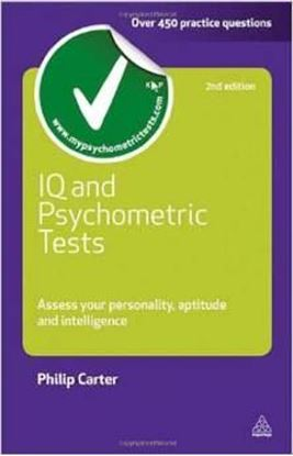 Εικόνα της IQ and Psychometric Tests: Assess Your Personality, Aptitude and Intelligence (Careers & Testing)