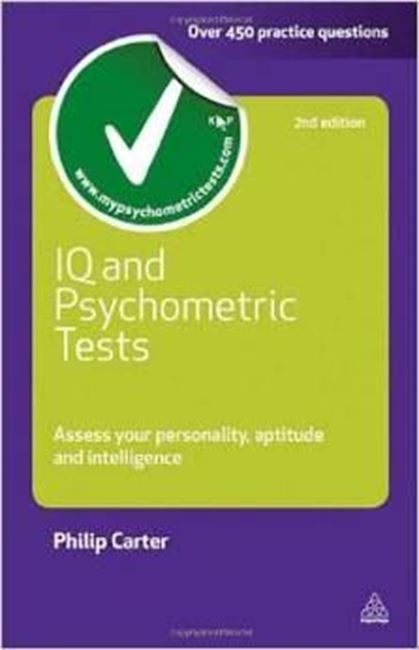 Εικόνα από IQ and Psychometric Tests: Assess Your Personality, Aptitude and Intelligence (Careers & Testing)