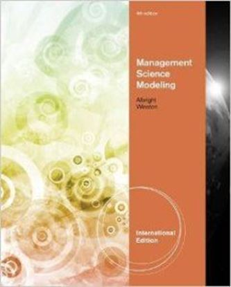 Εικόνα της Management Science Modeling