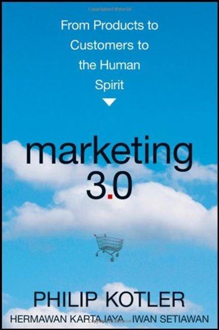 Εικόνα από Marketing 3.0: From Products to Customers to the Human Spirit