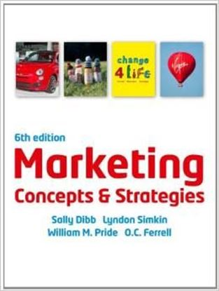 Εικόνα της Marketing Concepts and Strategies