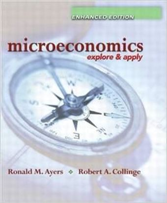 Εικόνα της Microeconomics: Explore and Apply