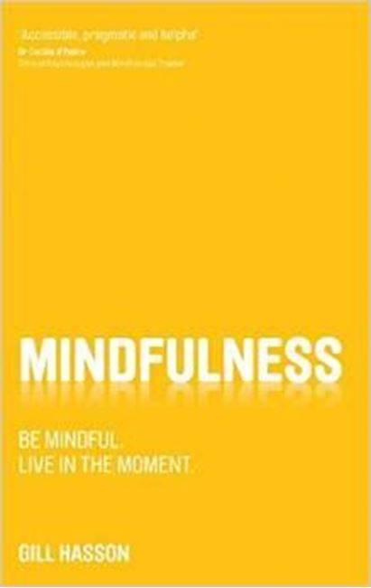 Εικόνα από Mindfulness: Be mindful. Live in the moment