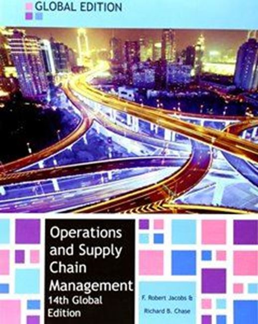 Εικόνα από Operations and Supply Chain Management