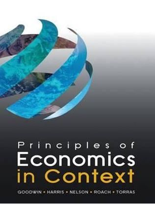 Εικόνα της Principles of Economics in Context 2014