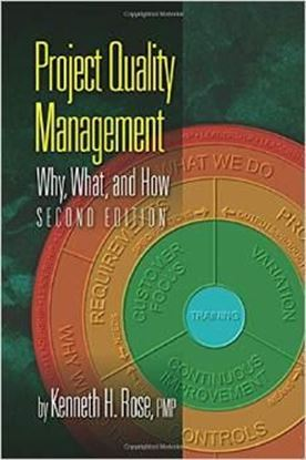Εικόνα της Project Quality Management: Why, What and How