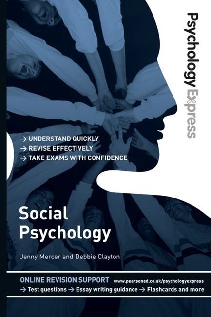 Εικόνα από Psychology Express: Social Psychology