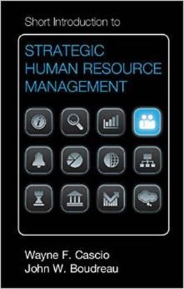 Εικόνα της Short Introduction to strategic Human Resource Management