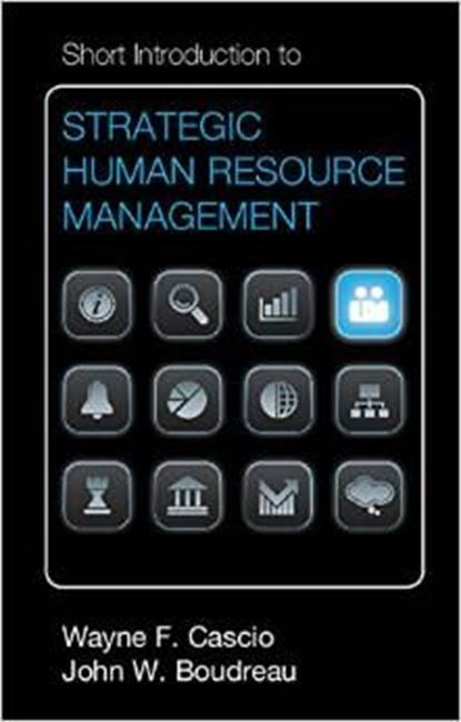 Εικόνα από Short Introduction to strategic Human Resource Management