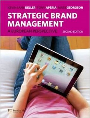 Εικόνα της Strategic Brand Management: A European Perspective