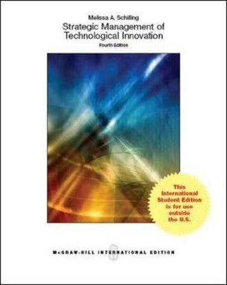 Εικόνα της Strategic Management of Technological Innovation