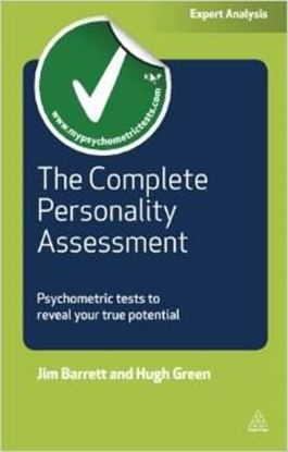 Εικόνα της The Complete Personality Assessment: Psychometric Tests to Reveal Your True Potential