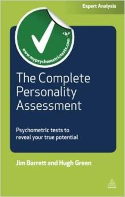 Εικόνα από The Complete Personality Assessment: Psychometric Tests to Reveal Your True Potential