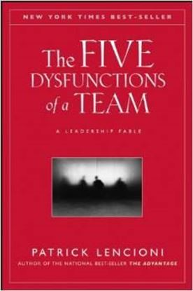 Εικόνα της The Five Dysfunctions of a Team: A Leadership Fable