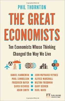 Εικόνα της The Great Economists