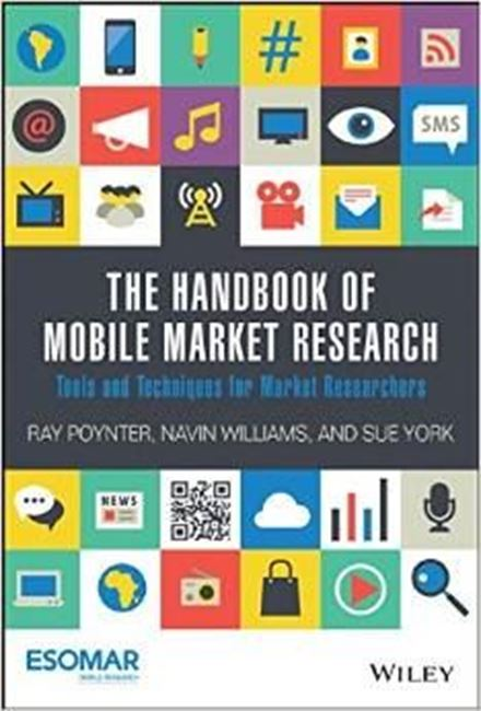 Εικόνα από The Handbook of Mobile Market Research: Tools and Techniques for Market Researchers
