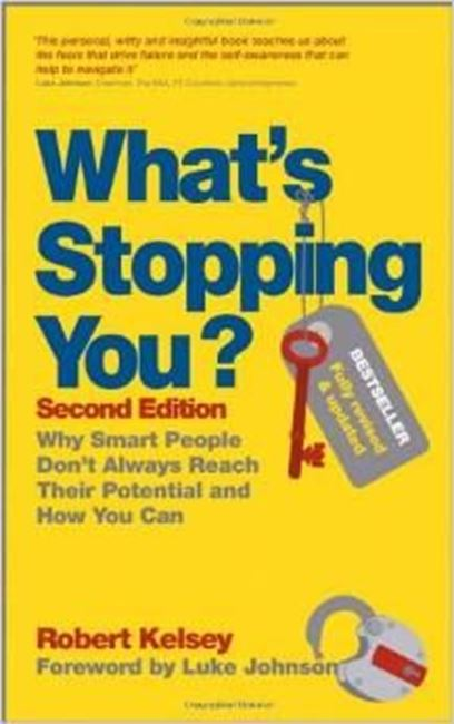 Εικόνα από What's Stopping You?: Why Smart People Don't Always Reach Their Potential and How You Can