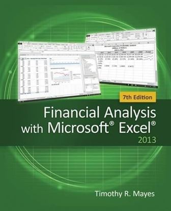 Εικόνα της Financial Analysis with Microsoft Excel