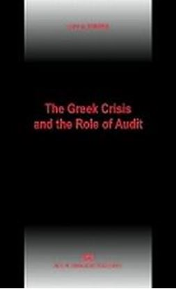 Εικόνα της The Greek Crisis and the Role of Audit